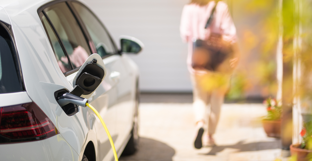 BC government doubles rebate for electric vehicle chargers at home and workplace