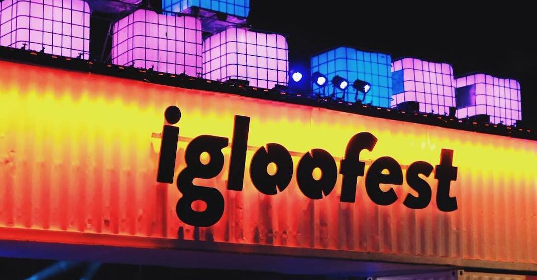 This winter's edition of Igloofest will be completely virtual