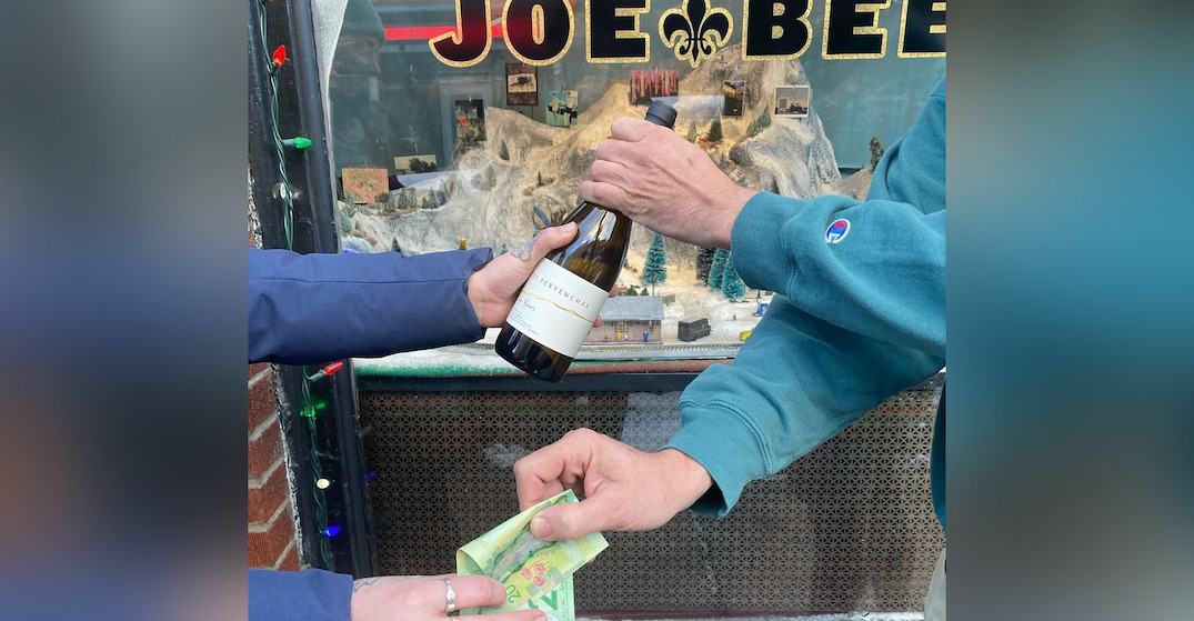 Joe Beef urges restaurants to sell takeout wine in protest of government restrictions