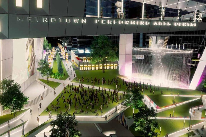 metropolis at metrotown redevelopment
