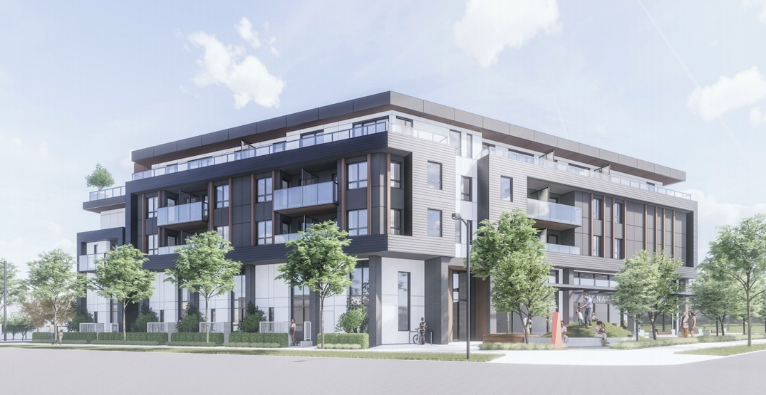 55 rental homes proposed for Rupert Street and East 29th Avenue corner