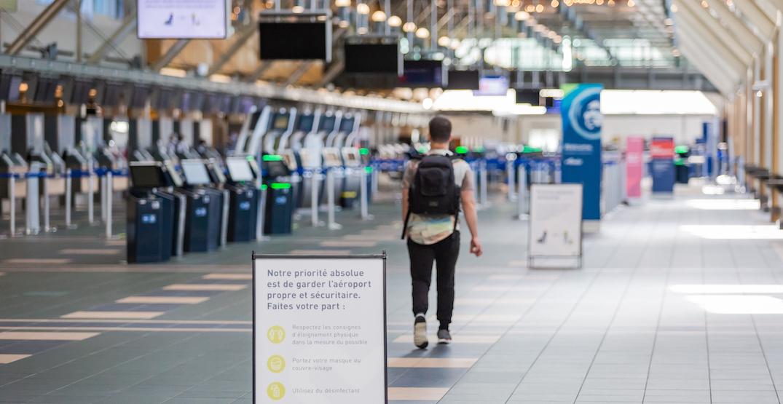 YVR Airport study shows rapid antigen test elevates travel safety