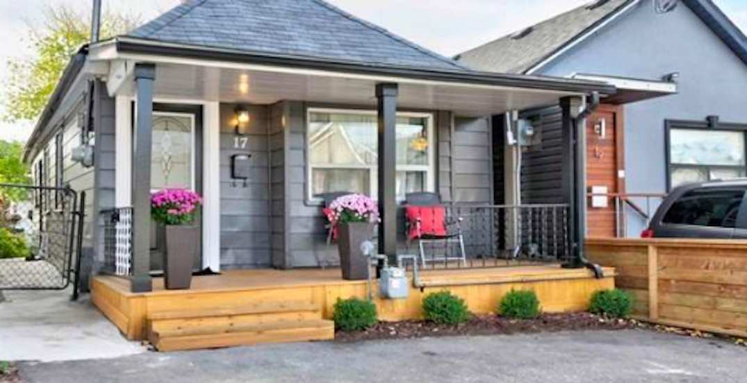 This renovated 2 bedroom bungalow in The Junction is selling for under $770K (PHOTOS)