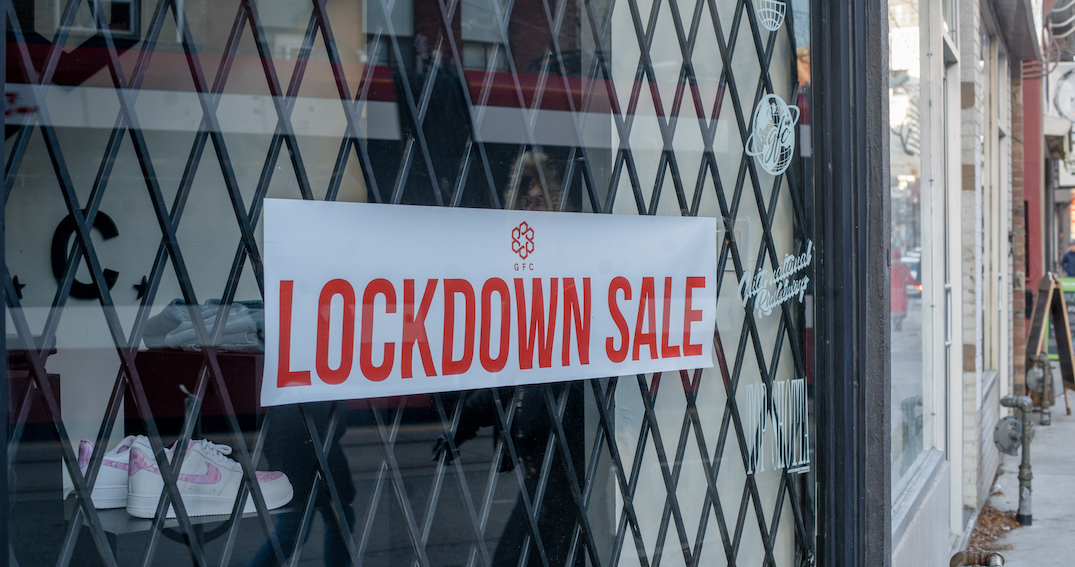 Here's how long Ontario businesses must remain locked down