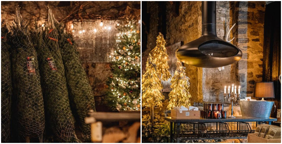 Montreal's oldest restaurant is hosting another Christmas market this weekend