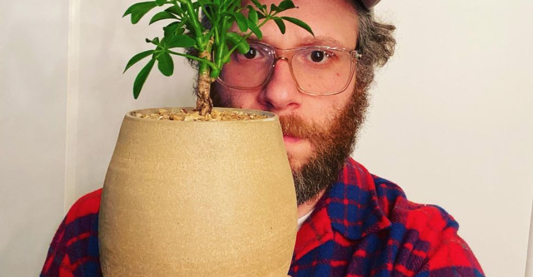 A look at the impressive pottery and vases made by Seth Rogen (PHOTOS)