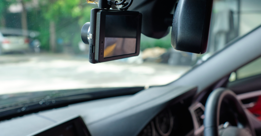 Vancouver driver fined $368 for streaming football game on dashcam