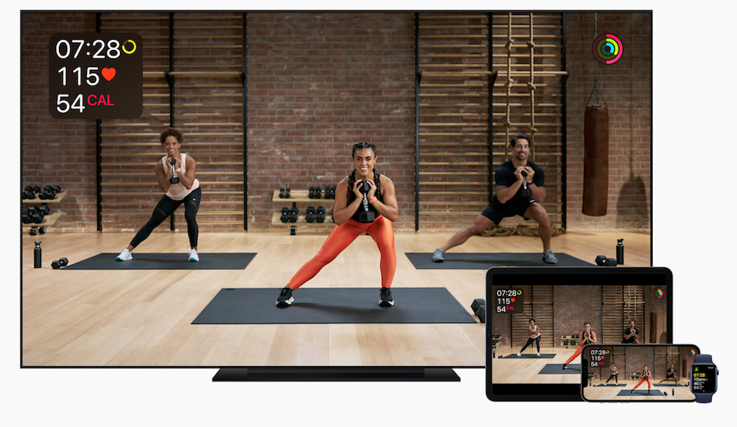 Apple Fitness+: The new streaming service delivering workouts, tunes, and sweat
