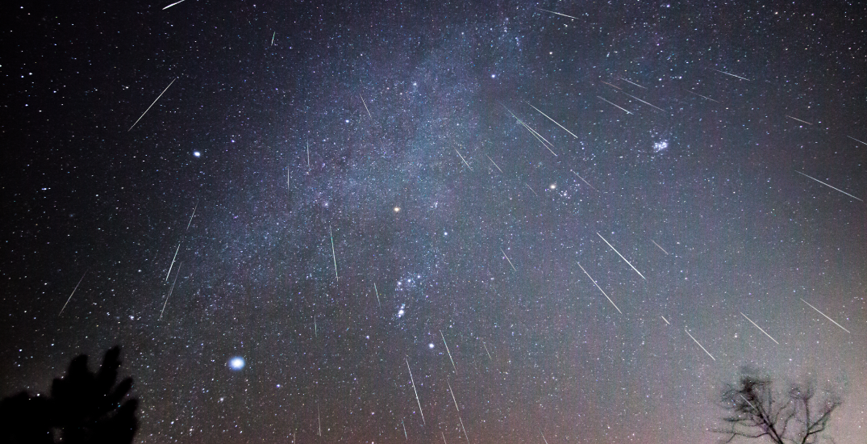 2020's most active meteor shower will peak tonight
