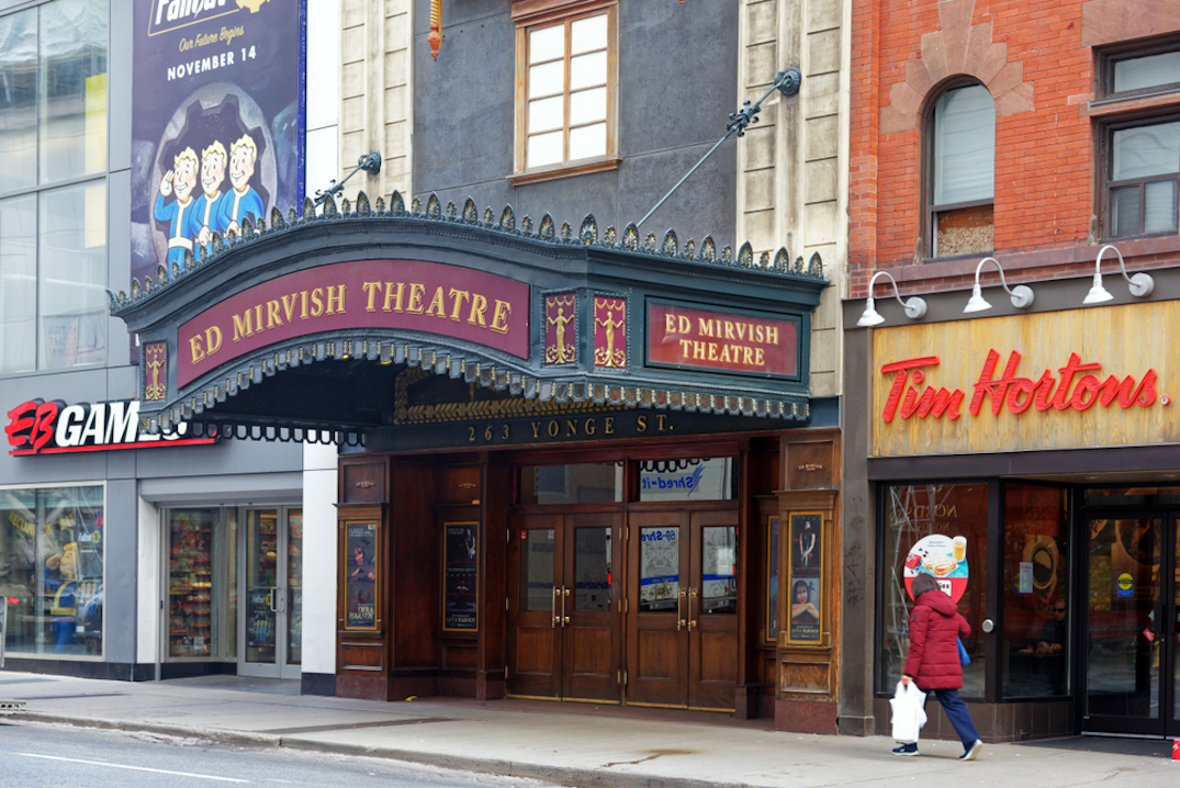 Here's when Mirvish plans to reopen its theatres in Toronto