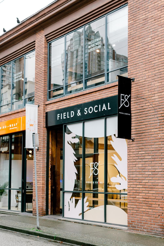 Field & Social Yaletown