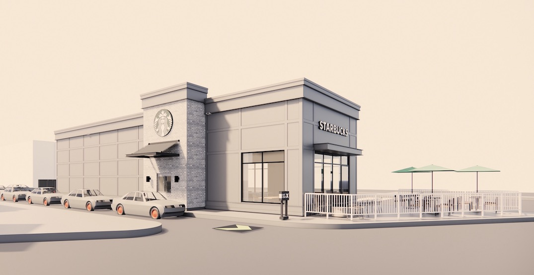 Starbucks unveils plans for first sustainably constructed cafe in Canada