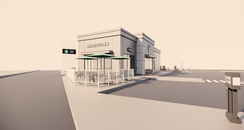Starbucks Nexii