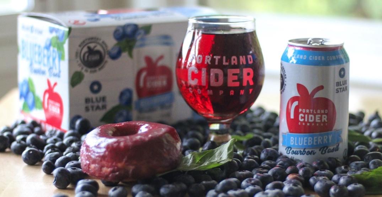 Portland Cider Co. releases limited edition Blueberry Bourbon Basil cider
