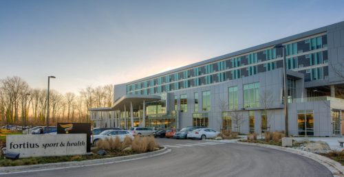 Healthcare facility proposed for former Fortius building at Burnaby Lake | Urbanized