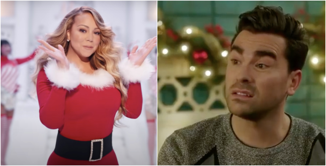 This Schitt's Creek-Mariah Carey supercut is an early Christmas gift (VIDEO)