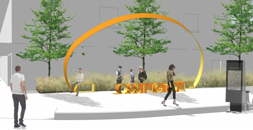 Toronto is getting two additional parkettes with new signage
