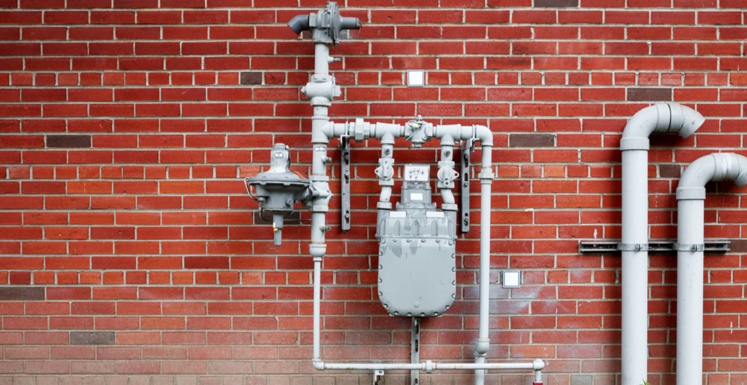 Some British Columbians will be paying more for natural gas next year