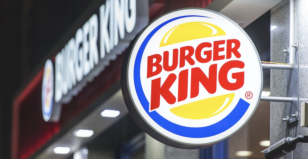 Burger King UK offers free advertising for local restaurants