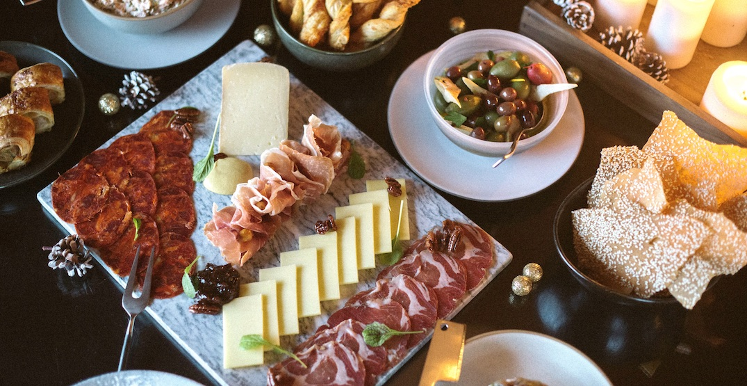 Where to get spectacular New Year's Eve dinners to-go in Vancouver