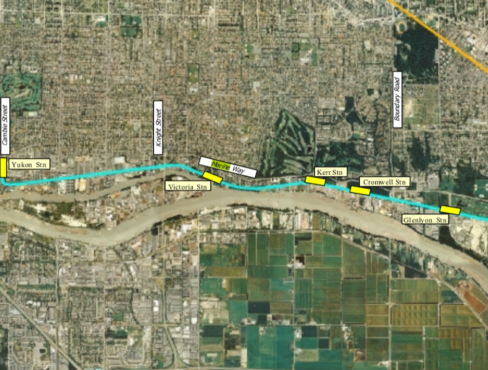 North Fraser Rail Rapid Transit Line DMU
