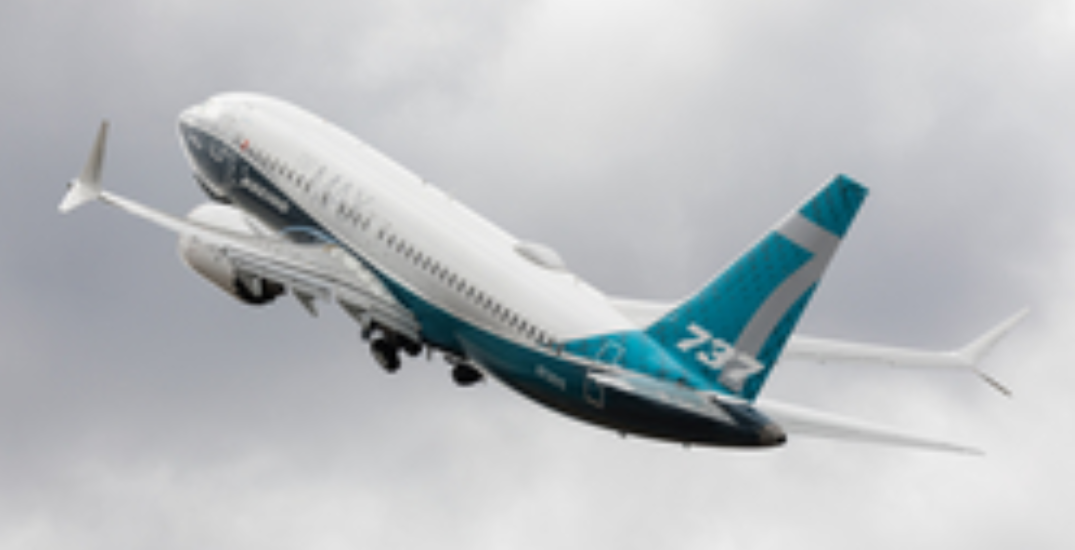 Transport Canada approves design changes to the Boeing 737 MAX