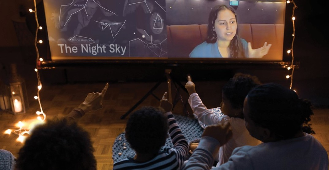 Take your kids on a virtual field trip thanks to the Pacific Science Center