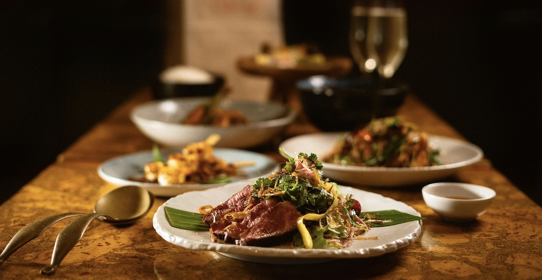 Vancouver restaurants serving special New Year's Eve dinners