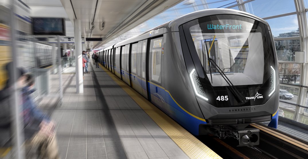 skytrain mark iii train 2020s generation f