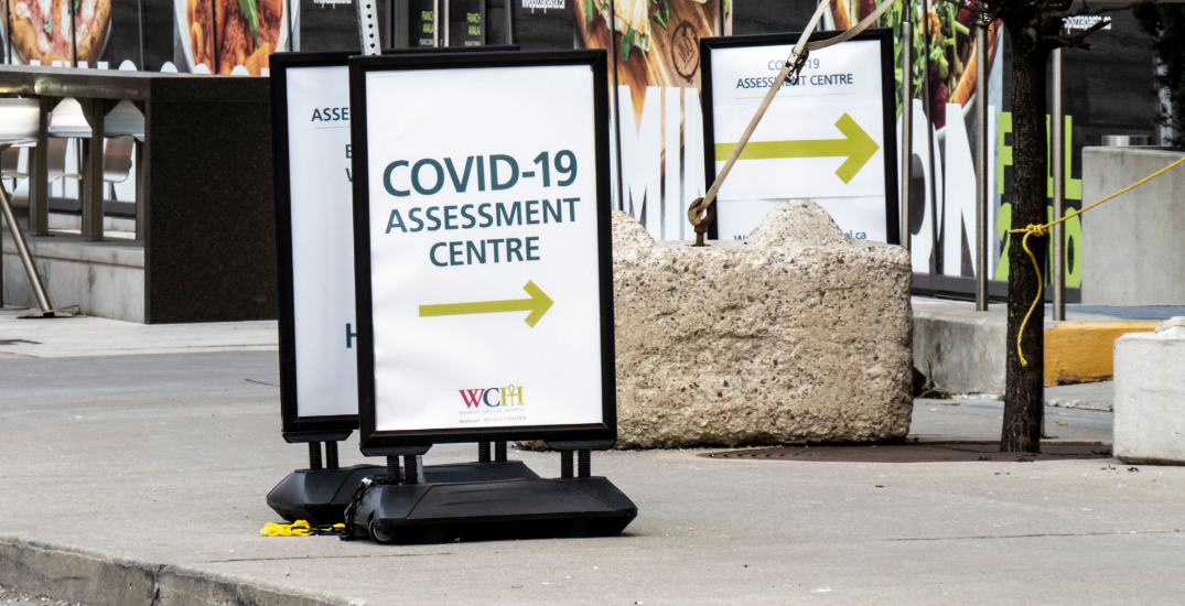 Ontario reports over 2,000 new COVID-19 cases for fourth day in a row