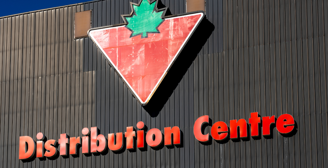 Six cases of COVID-19 reported at Brampton Canadian Tire distribution centre