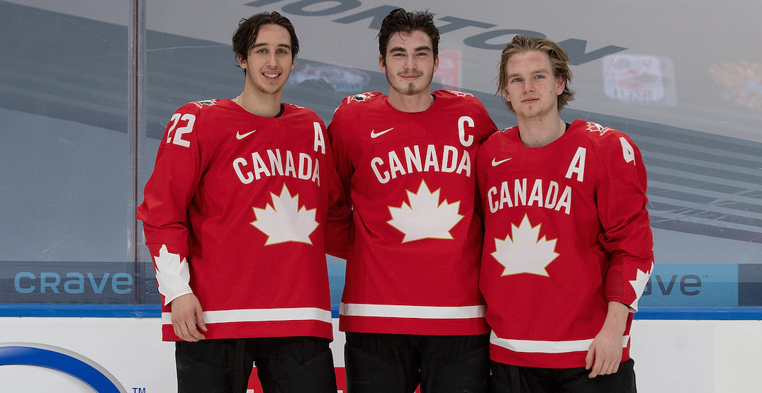 Hockey Canada holding 50/50 draws every day during World Juniors