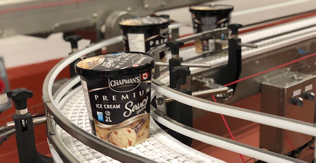 Chapman's Ice Cream buys deep freezers for COVID-19 vaccine delivery