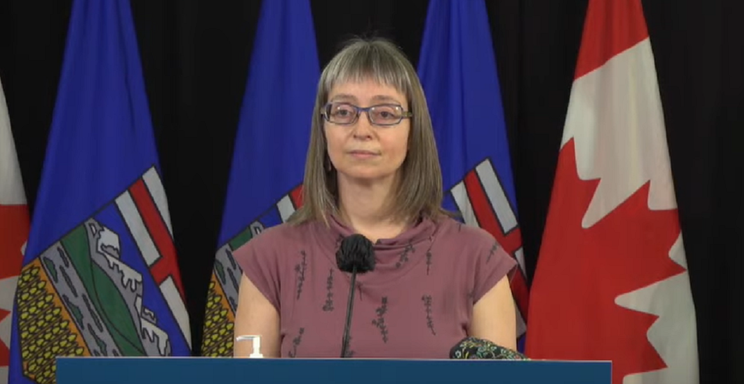 Alberta health officials report nearly 4,500 COVID-19 cases since December 23