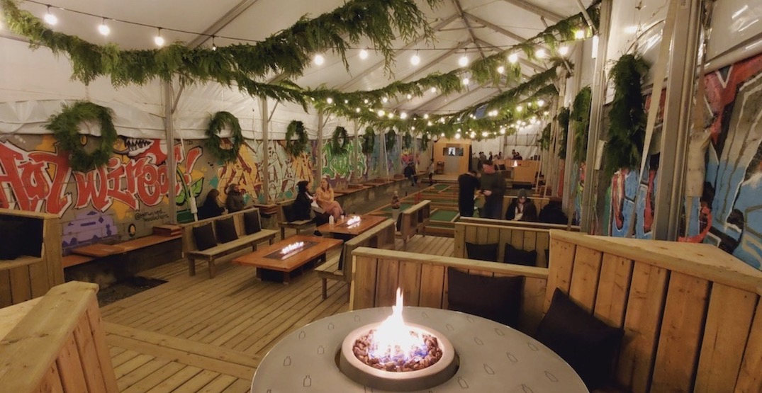 3 magical and cozy winter patios to check out in Vancouver