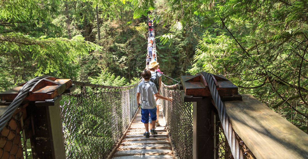 Pay parking coming to Lynn Canyon Park and Lynn Headwaters Regional Park