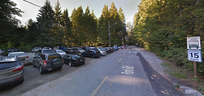 lynn canyon suspension bridge parking lot