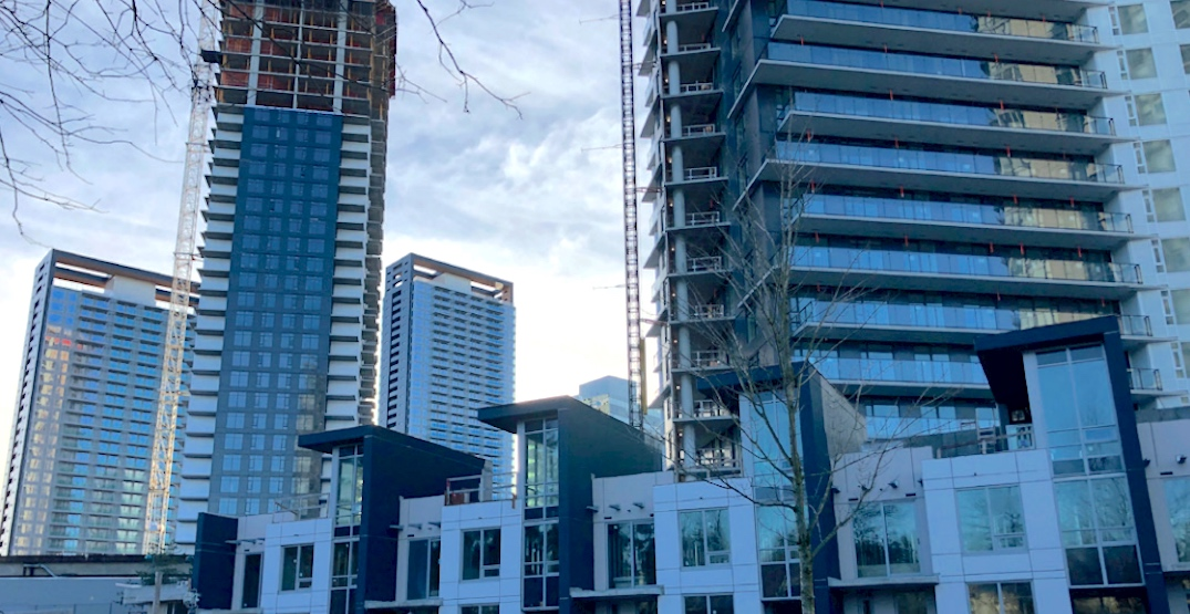 Downtown Surrey picks up pace with 28,000 new homes underway or proposed
