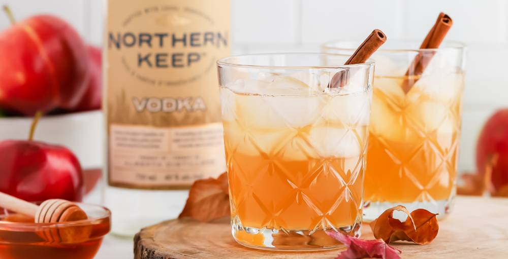 3 holiday cocktails to try with Canada's newest craft vodka