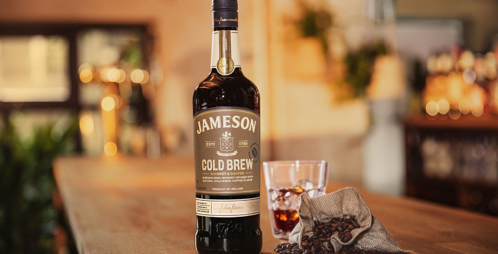 Jameson releases cold brew whiskey in time for the holidays
