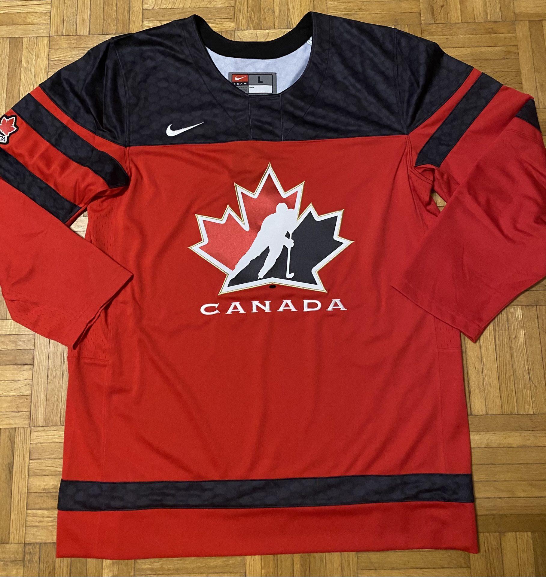 hockey canada jersey