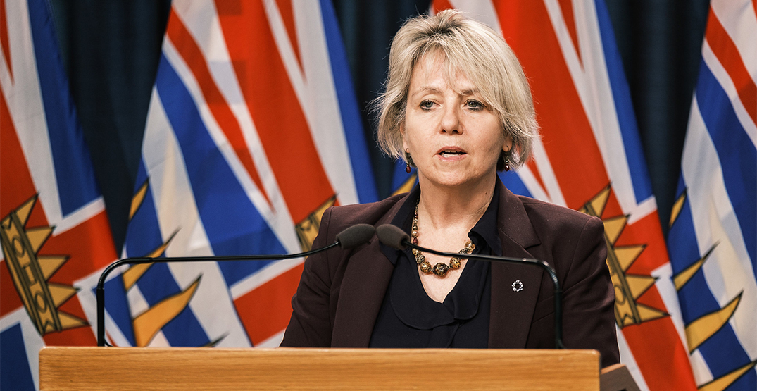 BC health officials announce 1,168 new COVID-19 cases, six more deaths