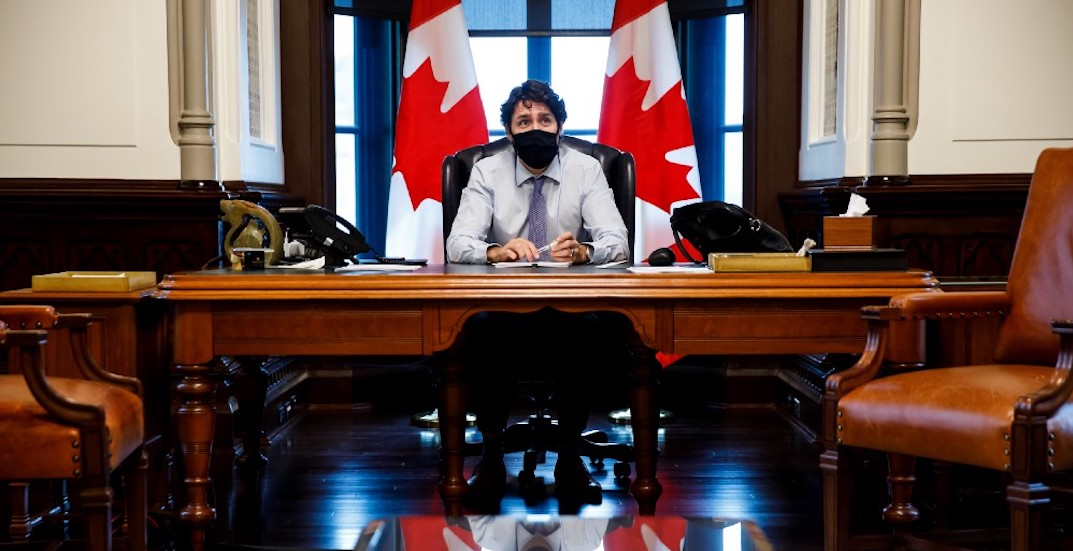 Justin Trudeau's photographer shares behind-the-scenes look from past year (PHOTOS)