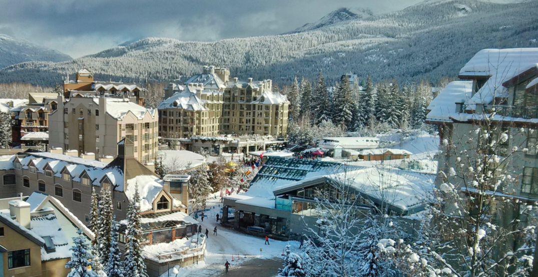 Whistler ranked one of 10 most expensive ski resorts in the world