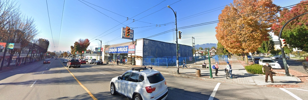 2585 East Hastings Street Vancouver London Drugs