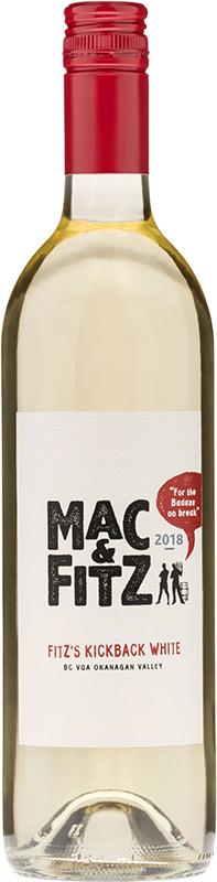 Mac & Fitz 'Kickback White' (BCL)