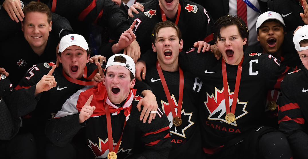 Hockey Canada Contest prize is tickets to World Juniors for next 10 years