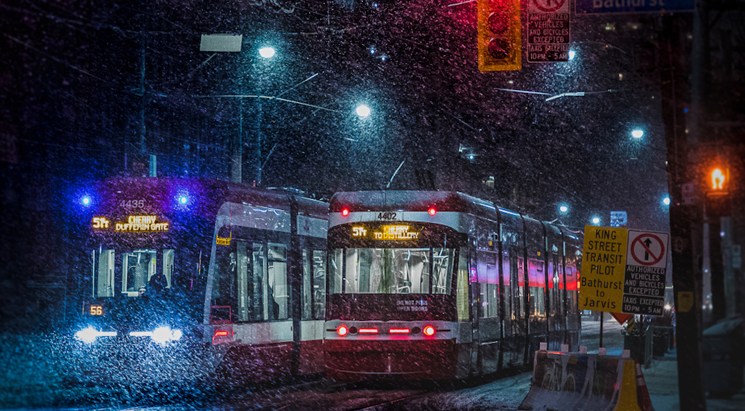 Everything you need to know about the TTC's holiday service