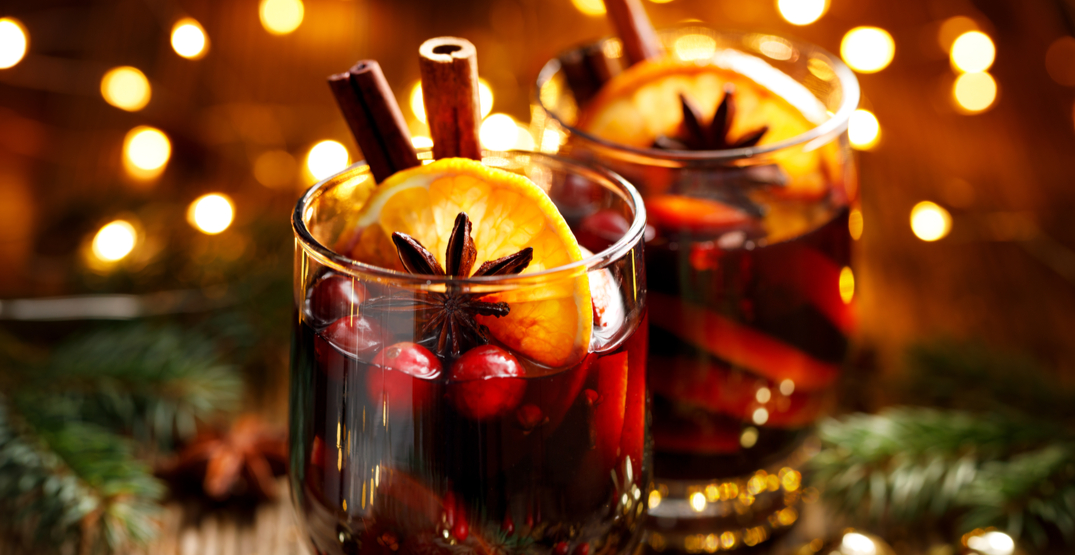 Pop-up bar serving mulled wine opens in Portland