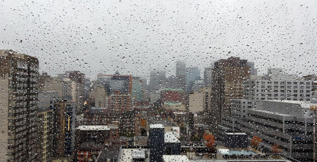 Quebec receives gift of rain warning on Christmas Eve